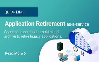 Application Retirement as-a-service