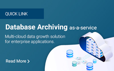 Database Archiving as-a-service
