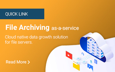 File Archiving as-a-service