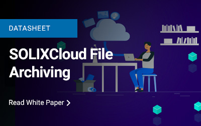 SOLIXCloud File Archiving