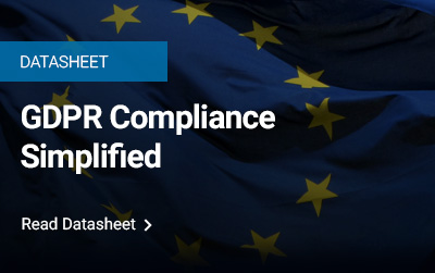 GDPR Compliance Simplified