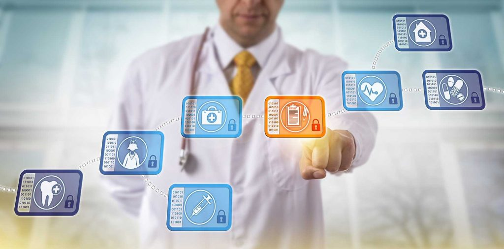 How a private blockchain for healthcare could revolutionize the industry