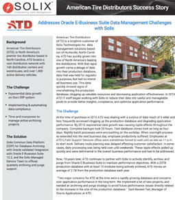 How ATD Reduced Their Oracle EBS Database for Big Savings