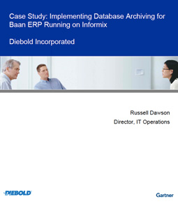 Implementing Database Archiving for Baan ERP Running on Informix