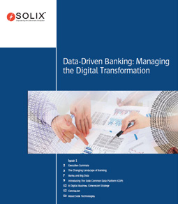 Data-driven Banking: Managing the Digital Transformation