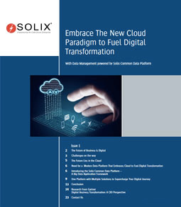 Embrace The New Cloud Paradigm to Fuel Digital Transformation