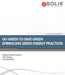 Go Green to Save Green Embracing Green Energy Practices