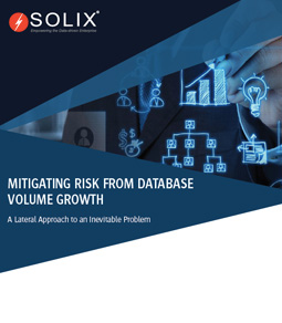 Mitigating Risk From Database Volume Growth