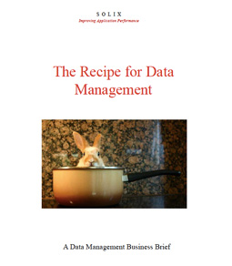 Recipe for Data Management