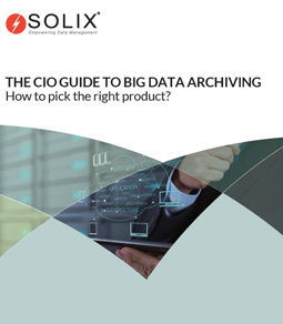 Forrester white paper: The CIO guide to Big Data Archiving