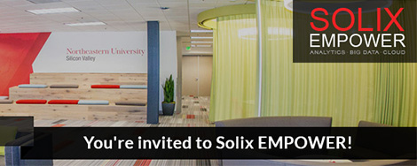You're invited to Solix EMPOWER