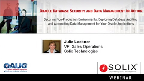 Oracle Database Security and Data Management In Action