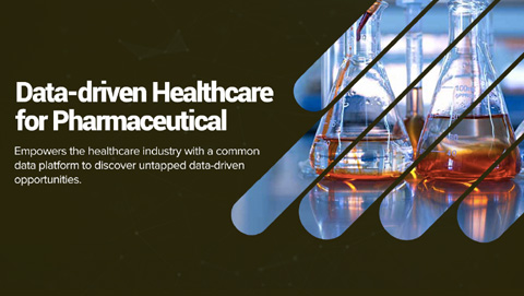 Data-driven Healthcare for the Pharmaceutical Industry