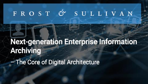 Next-generation Enterprise Information Archiving – The Core of Digital Architecture