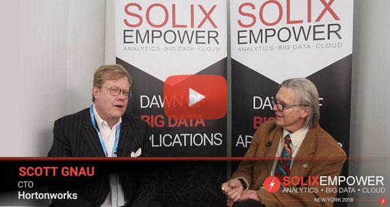 Interview with Scott Gnau, CTO of Hortonworks