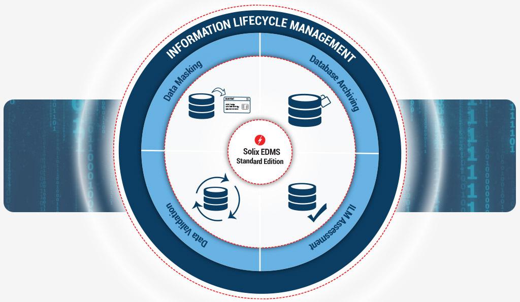 Solix Enterprise Data Management Suite - Standard Edition